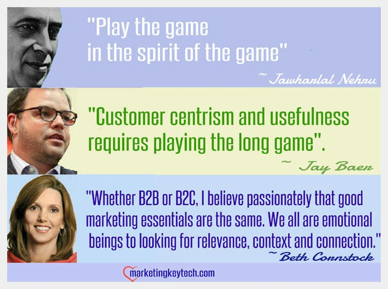 Emotional Marketing with Quote