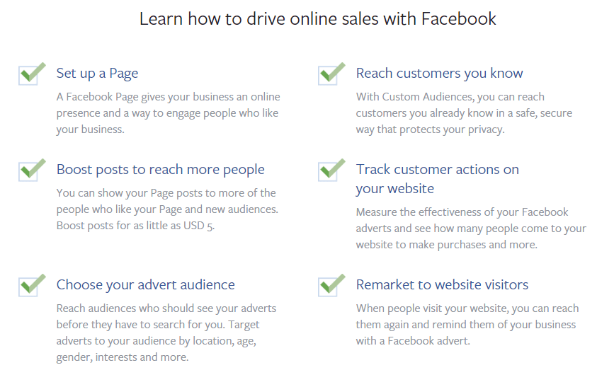 FB advertising tips