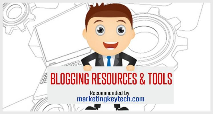 Blogging resources tools