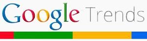 Blogging tools Google Trends