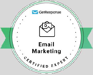 Getresponse Certified