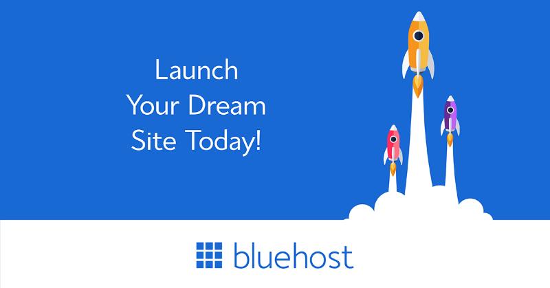 Bluehost Hosting Service Provider