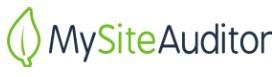 MySiteAuditor logo