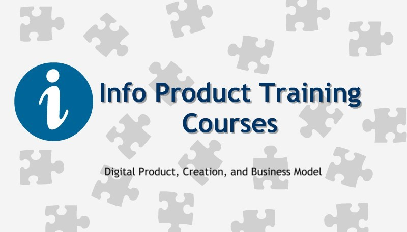 info product courses
