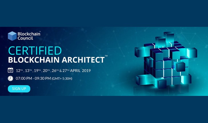 Blockchain architect