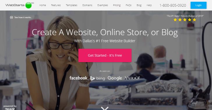 Free blog place