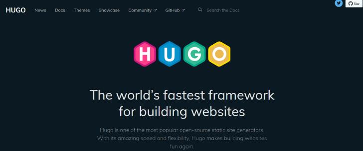 Hugo-platform