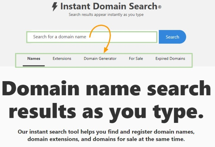 name search tools