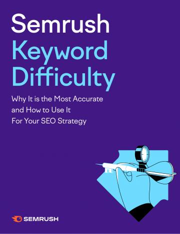 Keyword Difficulty ebook