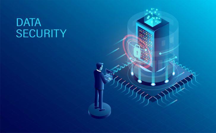 Data security first